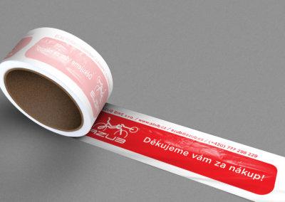 Firemní pásky AZUB