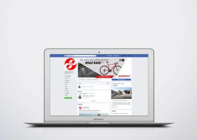 """Ghost video úvodní """"fotka"""" pro firemní Facebook stránku"""