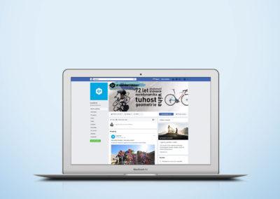 """Lapierre video úvodní """"fotka"""" pro firemní Facebook stránku"""