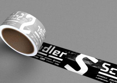 Firemní páska Schindler Sport
