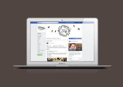"""Herbářka video úvodní """"fotka"""" pro firemní Facebook stránku"""