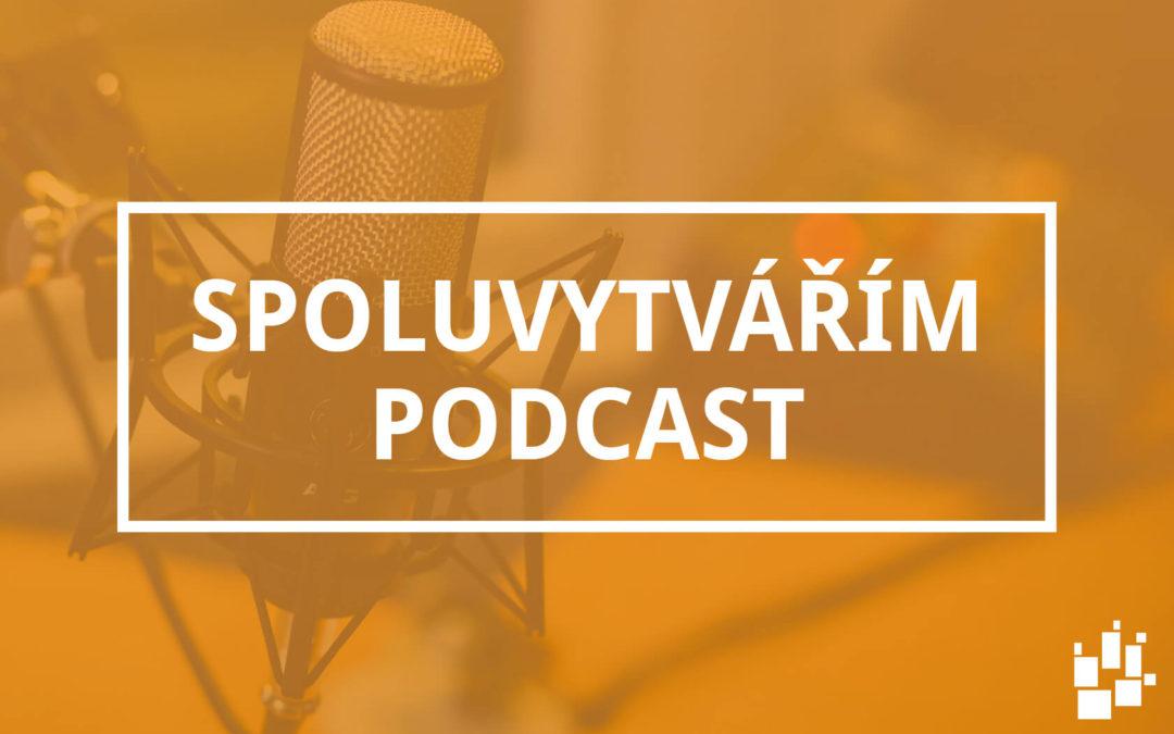 Spoluvytvářím podcast o marketingu a podnikání