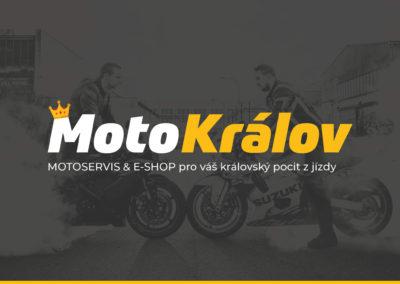 Moto Králov – firemní identita